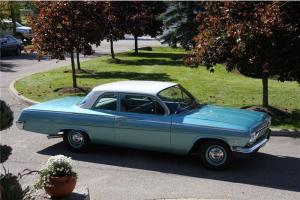 Chevrolet: Bel Air/150/210 Belair