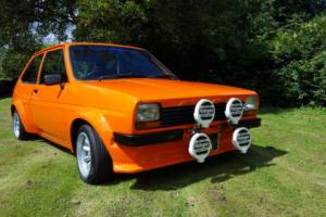 ****MODIFIED FORD MK1 FIESTA 1760**** RS FLAVOURED****