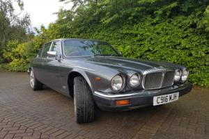1985 Daimler Double Six 5.3L V12