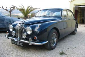 JAGUAR Mk 2 240 1968 Photo