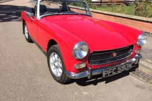 MG Midget RWA 1275 **Fully Restored**