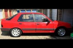 Peugeot 309 GTI series 2 original 110 miles from new !! Photo