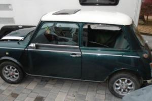 rover mini cooper (RSP) special production 1990 H reg,ideal project/investment.
