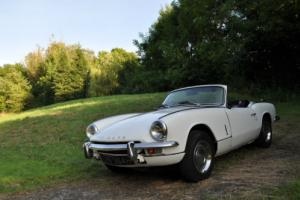 1970 Triumph Spitfire Mk. 3 Roadster. *OVER 40 PHOTOS*