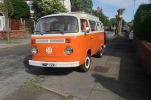 Vw camper t2 bay Devon