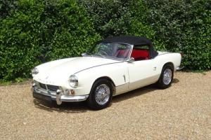 triumph spitfire mk2 Photo