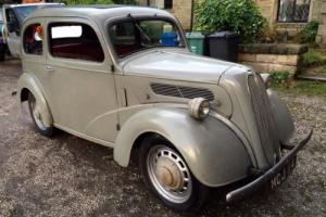 1954 Ford Pop,dry stored for 50 years !! BARN FIND totally original, low mileage