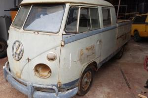 VW Splitscreen Double Cab 1966 - Very Rare - in awesome condition for the year