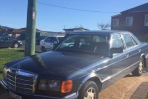 Mercedes 280 SE Price Dropped From$6500 NO Reserve in NSW