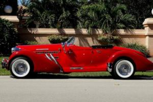 1978 Other Makes AUBURN BOAT TAIL SPEEDSTER BOAT TAIL SPEEDSTER