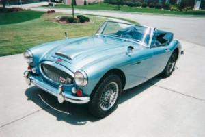 1966 Austin Healey 3000 Mark III Photo