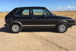 VOLKSWAGEN VW GTI GOLF MK1 1.8 3 OWNERS FROM NEW PROJECT