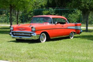 1957 Chevrolet Bel Air/150/210 Bel Air Coupe 283 Powerglide Original Miles