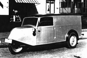 1938 Other Makes Borgward - Goliath F.400  Goliath F.400