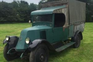 1920 RENAULT Barn find project swap