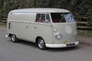 1965 VOLKSWAGEN SPLIT SCREEN TRANSPORTER VAN