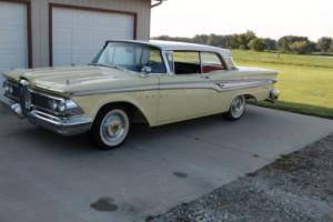 1959 Edsel 2 Door