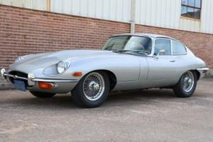 1969 Jaguar E-Type Coupe Photo