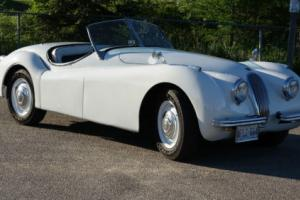 Jaguar: XK OTS Photo