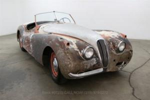 1953 Jaguar XK Roadster