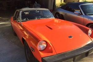 1974 Other Makes convertible,w hard top