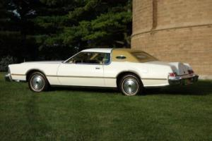 1976 Lincoln Mark Series Mark IV Documented Survivor with Low Miles!