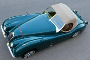 1952 Replica/Kit Makes Jaguar XK 120 XK120 1952