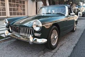1967 MG Midget Photo