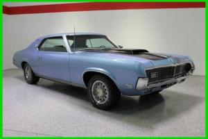 1969 Mercury Cougar XR7 MATCHING # 428CI COBRA JET RARE R CODE 4 SPEED