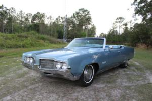 1969 Oldsmobile Ninety-Eight Convertible (Video Inside) 77+ Pic FREE SHIPPING