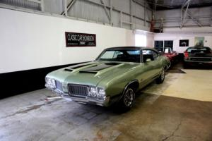 1970 Oldsmobile 442-W30 Cutlass