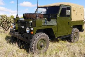1975 Land Rover Defender Light Weight