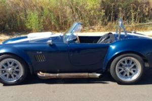 1966 Shelby Cobra Kit Car by Everrett Morrison