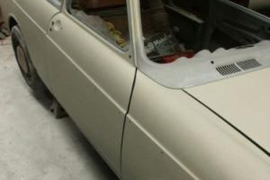 VW Type 3 Rare 1967 Squareback With Factory Metal Sunroof in VIC