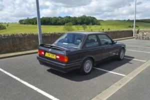 1990 BMW E30 325 I SPORT BLACK 12 MONTHS MOT RESTORED M3 AMAZING CAR LSD