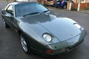 1987 PORSCHE 928 4S GREAT CONDITION HPI CLEAR
