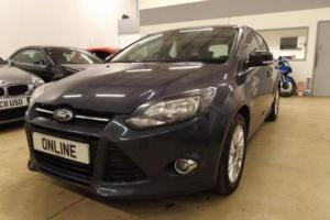FORD FOCUS TITANIUM, Grey, Manual, Petrol, 2011