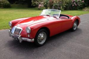 1957 MGA Roadster 1500 Photo