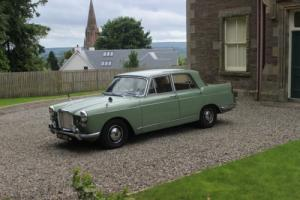 Vanden Plas 3 Litre Princess Mk2 1963 Manual