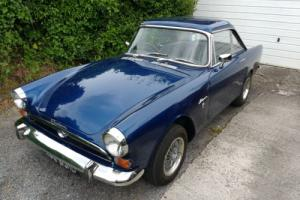 SUNBEAM ALPINE SERIES V 1966