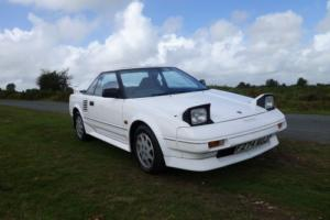 TOYOTA MR2 MK1b (AW11) - 1988 - 52K - 4 owners - Excellent condition