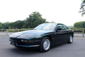 1995 BMW 840 Ci Auto - Purchased new by Sir Terry Wogan