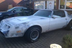 Rare Firebird Restoration