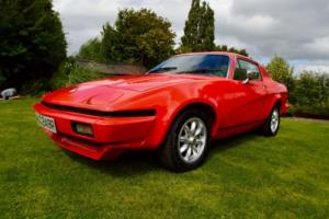 Triumph TR7 Sprint FHC Photo