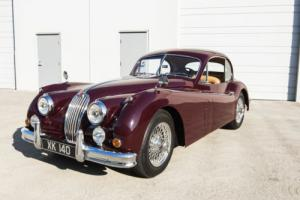 1957 Jaguar XK 140 None