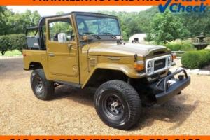 1979 Toyota Land Cruiser FJ40 Photo