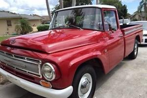 1967 International Harvester Pickup 1100B