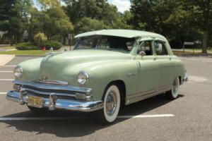 1949 kaiser Glass Green