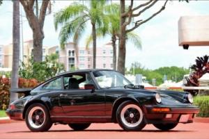 1986 Porsche 911 Carrera Photo