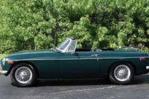 1970 MG MGB MGB SPORT ROADSTER Photo